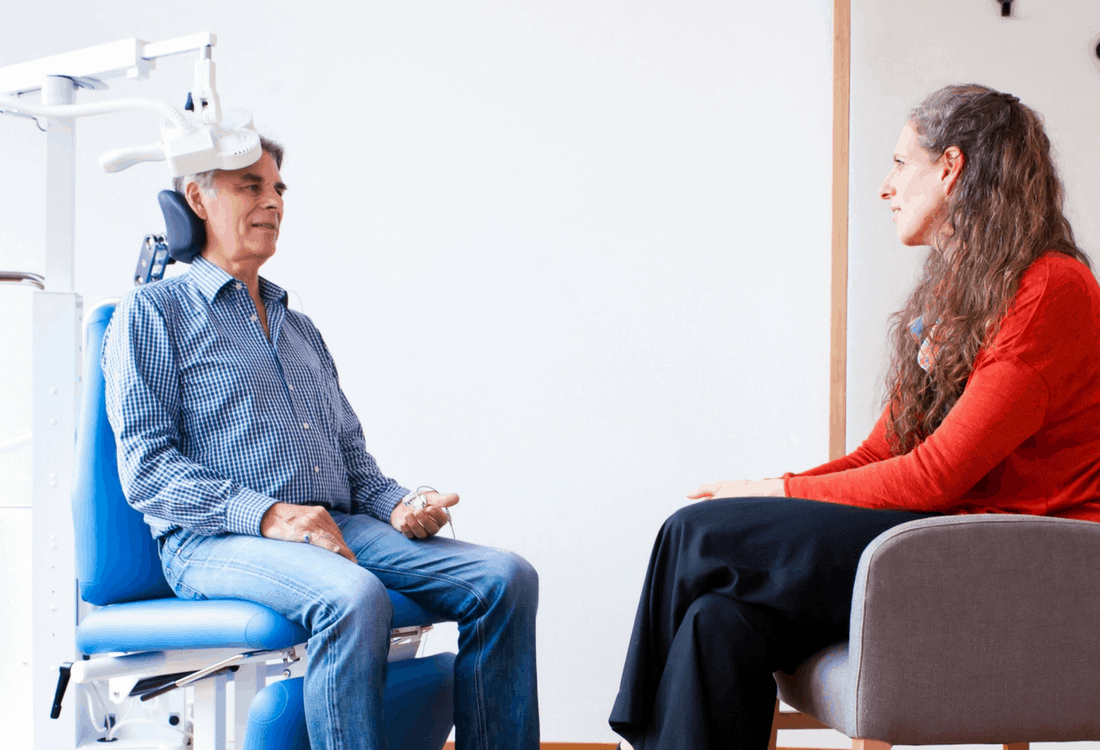 combined tms with psychotherapy by neurocare