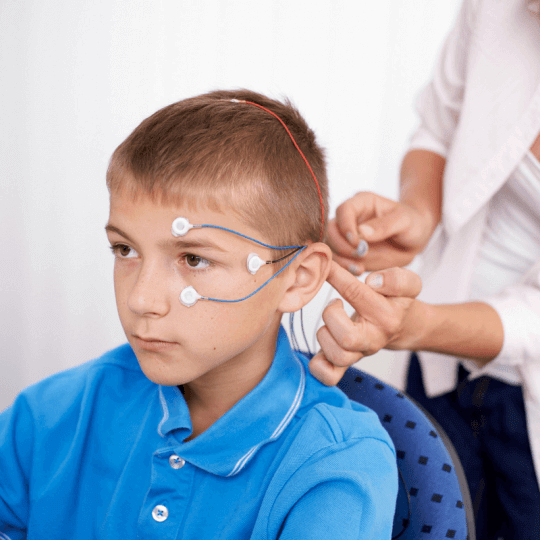 child doing neurofeedback sq 1