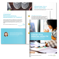 'COVID-19 & Mental Health' - Booklet