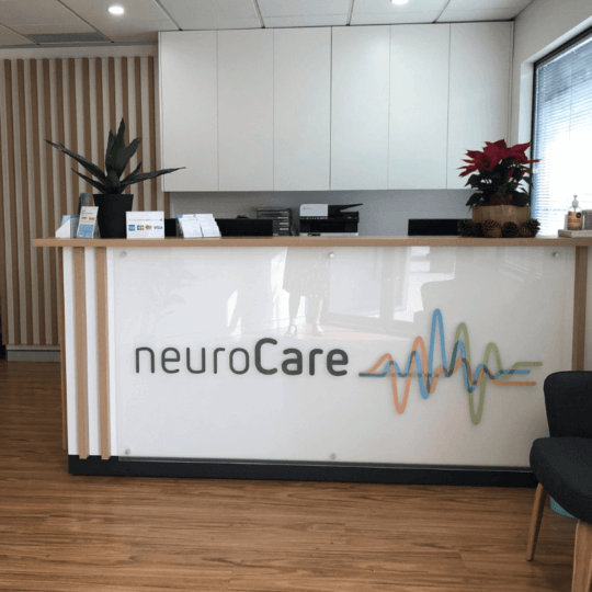 neurocare frenchsforest front desk