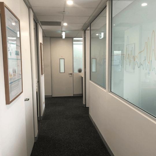neurocare frenchsforest hallway
